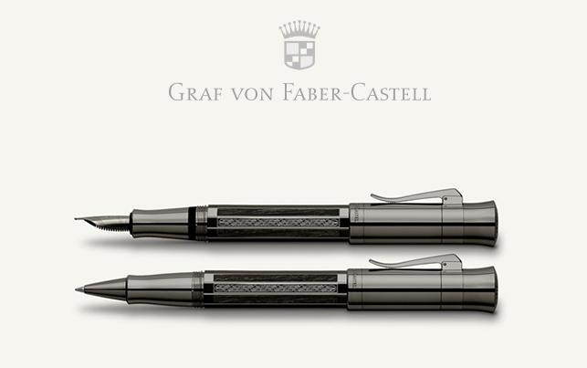Graf-von-Faber-Castell pióro roku 2017