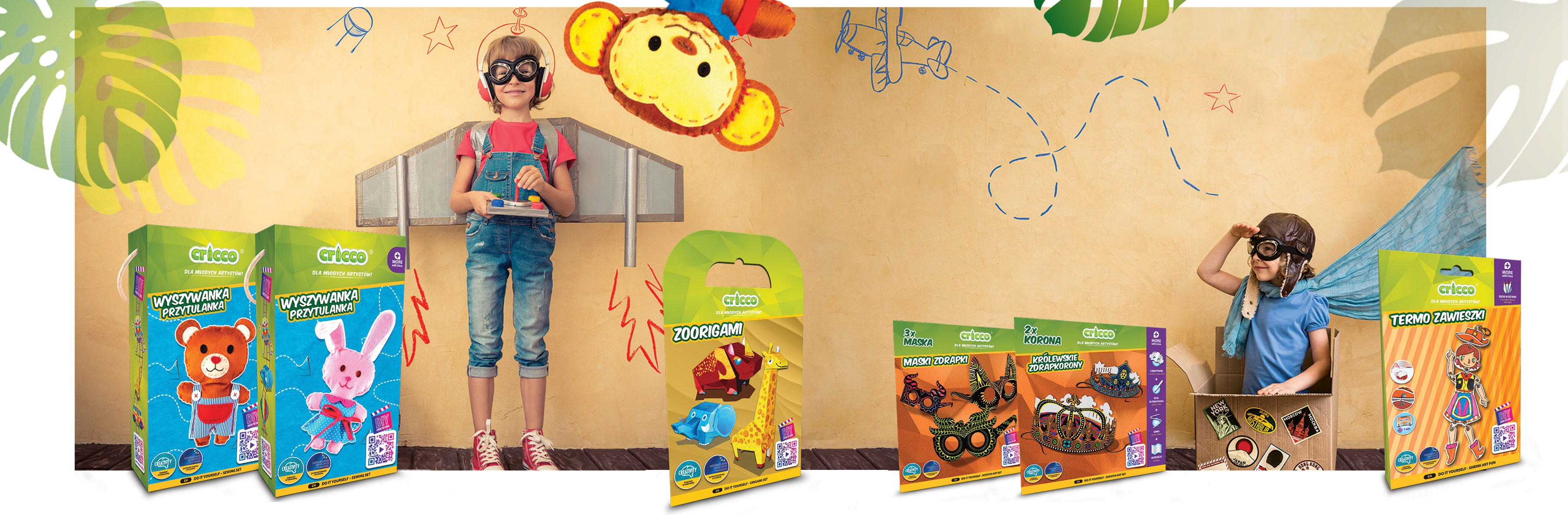 Be creative do it yourself with cricco amex stationery be creative do it yourself with cricco solutioingenieria Gallery