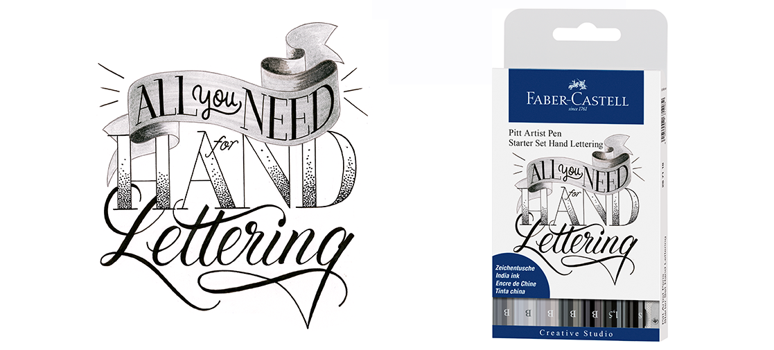 Hand lettering FC 267118