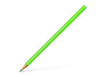 118316 Ołówek Sparkle Neon Green